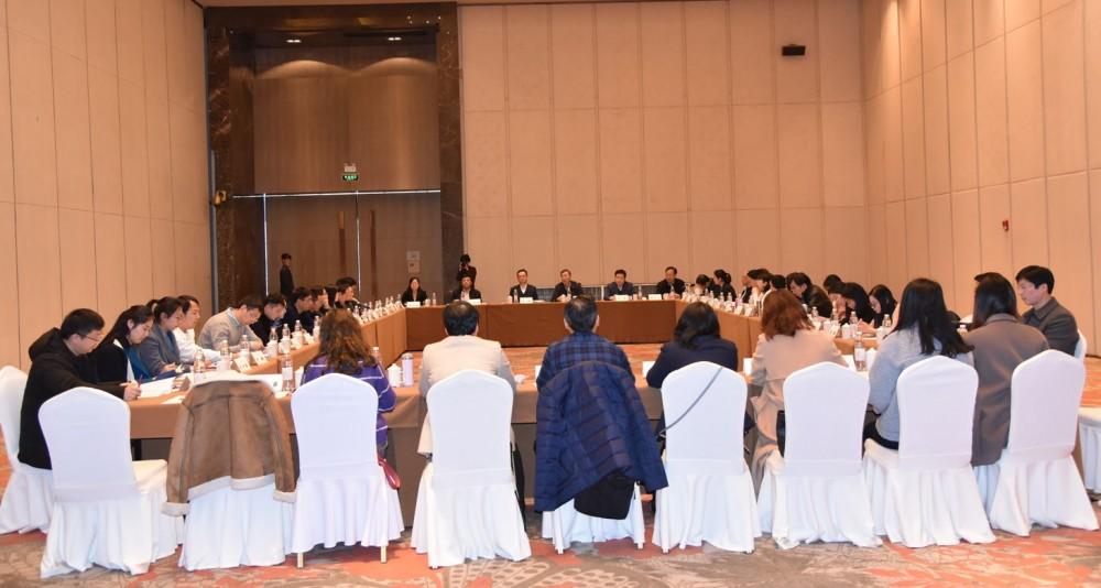 全省贸促法律工作座谈会在徐召开